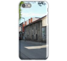 A street,Mostar iPhone Case/Skin