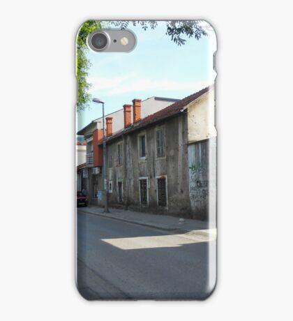 A street,Mostar iPhone Case/Skin