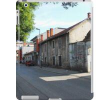 A street,Mostar iPad Case/Skin