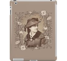 The Fur Hat iPad Case/Skin