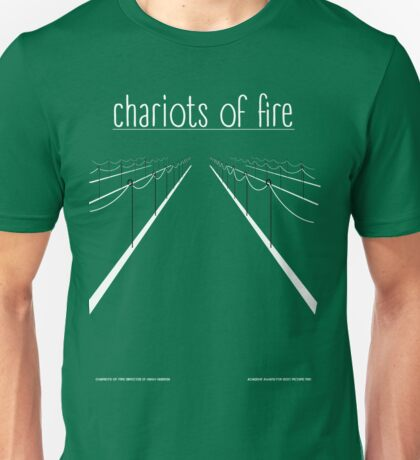 Chariots of fire Unisex T-Shirt