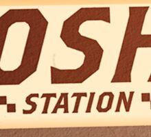 Toshi / Tosche Station Patch - Tatooine - Star Wars Sticker