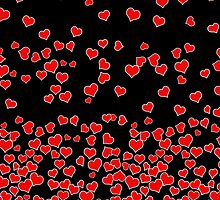 Falling Hearts   by Gravityx9