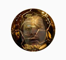 Messi 10 Gold Unisex T-Shirt