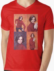 Dr. Spencer Reid 3 Mens V-Neck T-Shirt