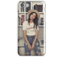 Kendall Jenner - Books iPhone Case/Skin