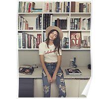 Kendall Jenner - Books Poster