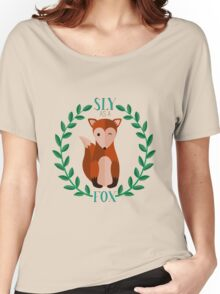 Sly as a Fox Women's Relaxed Fit T-Shirt
