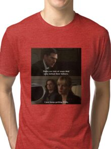 Dr. Spencer Reid 4 Tri-blend T-Shirt