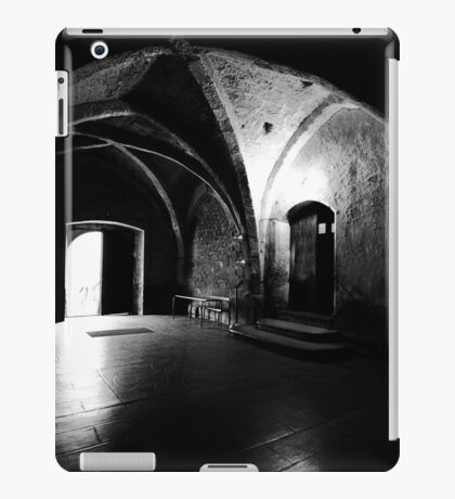 Gothic Arches iPad Case/Skin