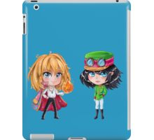 Howl's Moving Castle Chibis iPad Case/Skin