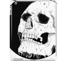 Melting Skull iPad Case/Skin