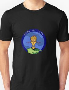 RETURN THE SLAB Unisex T-Shirt