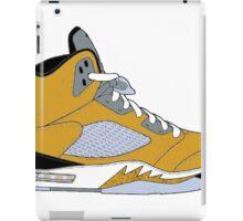 """Air Jordan V (5) """"Tokyo"""" iPad Case/Skin"""