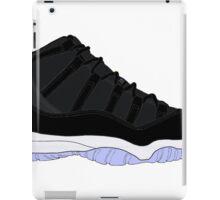 "Air Jordan XI (11) ""Space Jam"" iPad Case/Skin"