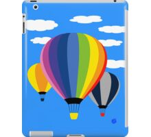 Let's fly away iPad Case/Skin