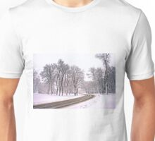 The Road To Winter Unisex T-Shirt