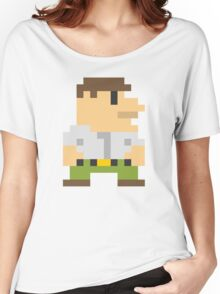 Pixelated Peter Griffin  Women's Relaxed Fit T-Shirt