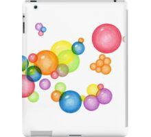 Bubble Theory iPad Case/Skin