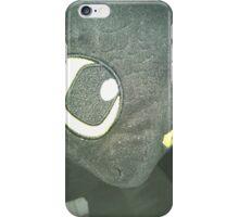 Green Dragon eyes iPhone Case/Skin