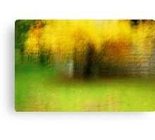 Artscape a magical Tree in Autumn Canvas Print