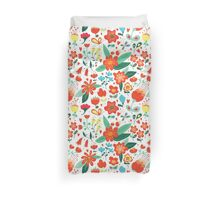 Cute flowers for Valentines Day Duvet Cover