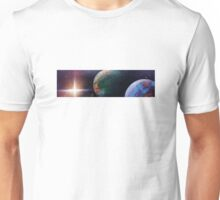Galactic Explosion by DCP Unisex T-Shirt