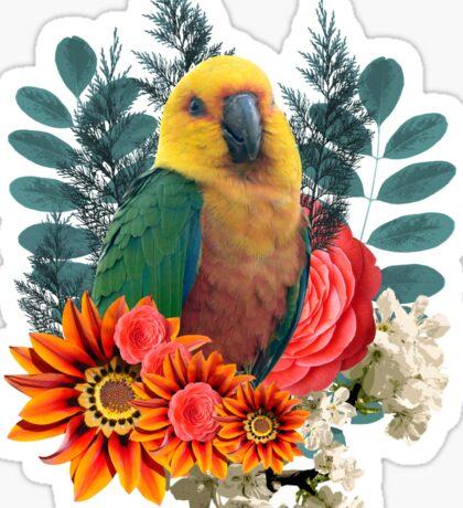 Nature beauty Sticker