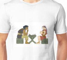 Evil chess Unisex T-Shirt