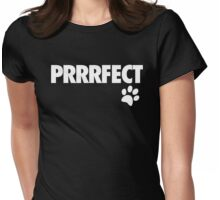 Perfect - Prrrfect - Alternate Womens Fitted T-Shirt
