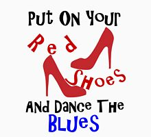PUT ON YOUR RED SHOES Men's Baseball ¾ T-Shirt