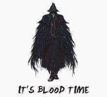 IT'S BLOOD TIME by Abdulaziz AlSayed
