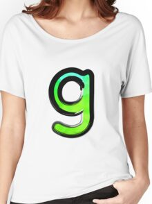 Watercolor - G - green Women's Relaxed Fit T-Shirt