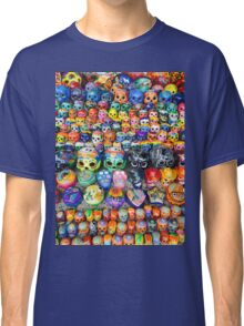 Day of the Dead Skulls Classic T-Shirt