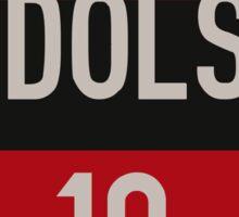Lukas Podolski 10 Sticker