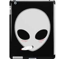 Smokin' Alien iPad Case/Skin