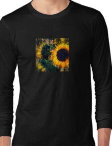 Glorious Sunflowers 1 Long Sleeve T-Shirt