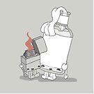 The Cutest Couple: Lighter & Alcohol by rebecca-miller
