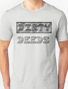Dirty Deeds Dean Ambrose T-Shirt