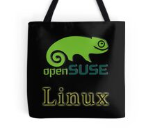 linux opensuse Tote Bag