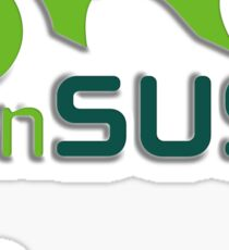 linux opensuse Sticker