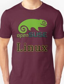 linux opensuse Unisex T-Shirt