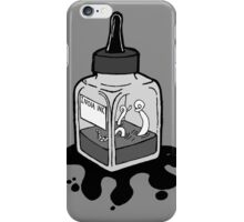 Ink Bottle iPhone Case/Skin