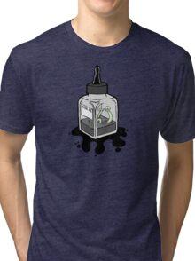 Ink Bottle Tri-blend T-Shirt