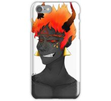 Fire god iPhone Case/Skin