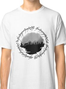 Roads Go Ever On Classic T-Shirt
