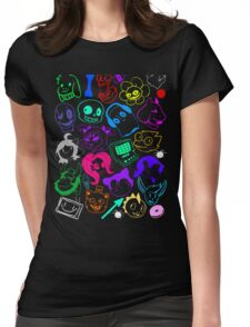 Friends from the Underground Womens Fitted T-Shirt
