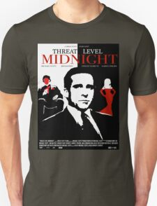 The Office: Threat Level Midnight Movie Poster Unisex T-Shirt