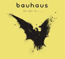 Bela Lugosi's Dead - Bauhaus Kids Tee