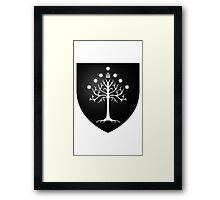 symbol of gondor  Framed Print